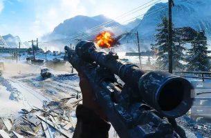Battlefield V heeft nieuwe map geïnspireerd op metro-speelveld uit Battlefield 3